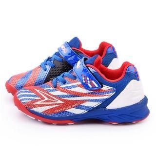 【Achilles瞬足】大童 輕量機能運動鞋(ESJJ0950-寶藍)