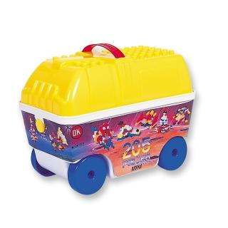 【MIT OK我高】小汽車積木(OK-573)