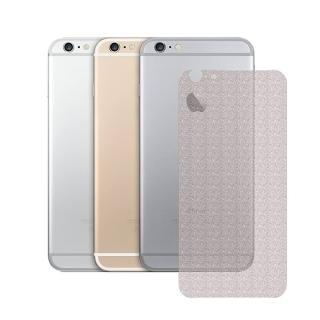 【D&A】APPLE iPhone 6/6S Plus 5.5吋頂級超薄光學微矽膠背貼(晶透粉)