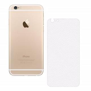 【D&A】APPLE iPhone 6/6S  4.7吋頂級超薄光學微矽膠背貼(皮革紋)