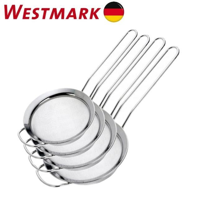 【德國WESTMARK】全不鏽鋼濾網組(4入)
