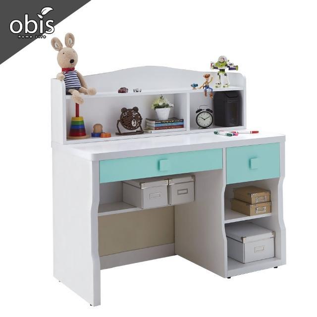 【obis】天天晴朗3.7尺書桌(全組)