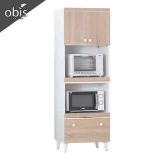 【obis】小北歐2*6尺高收納櫃