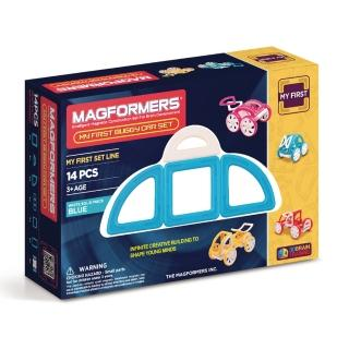 【Magformers】磁性建構片-寶貝金龜車(2015新品上市)