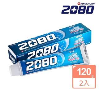 【韓國2080】草本清新護齦牙膏(120gX2入)