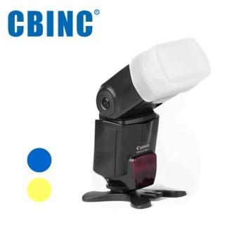 【CBINC】閃光燈柔光罩 For CANON 380EX 閃燈