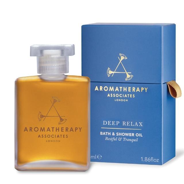 【AA】晚間舒緩沐浴油 55ml(Aromatherapy Associates)