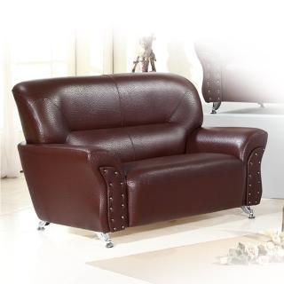 【品生活】後工業風格造型2人沙發(168)