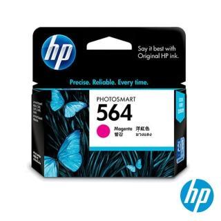 【HP】NO.564 原廠洋紅色墨水匣(CB319WA)
