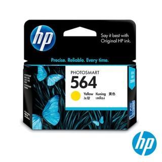 【HP】NO.564 原廠黃色墨水匣(CB320WA)