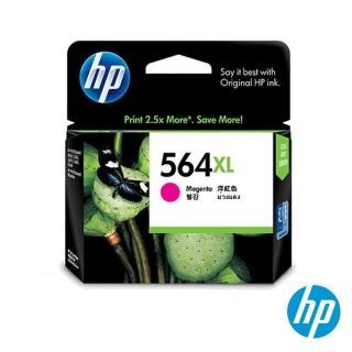 【HP】NO.564XL 原廠洋紅色墨水匣(CB324WA/高容量)