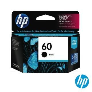 【HP】NO.60 原廠黑色墨水匣(CC640WA)