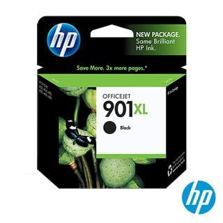 【HP】NO.901XL 原廠黑色墨水匣(CC654AA/高容量)
