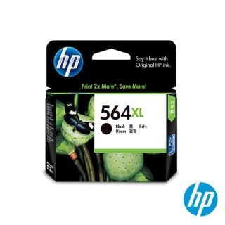 【HP】NO.564XL 原廠黑色墨水匣(CN684WA/高容量)
