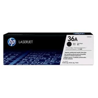 【HP】CB436A 原廠黑色碳粉匣