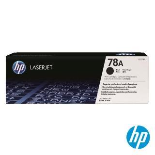 【HP】CE278A 原廠黑色碳粉匣