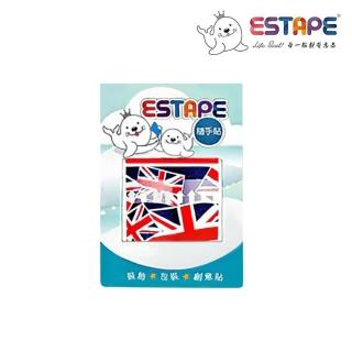 【ESTAPE】隨手貼OPP 瘋國旗(英倫風)