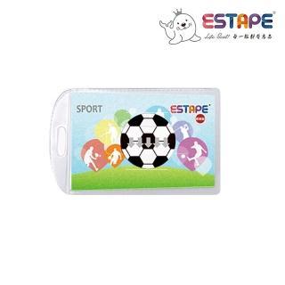 【ESTAPE】造型易撕貼 足球黑(CHM3159)
