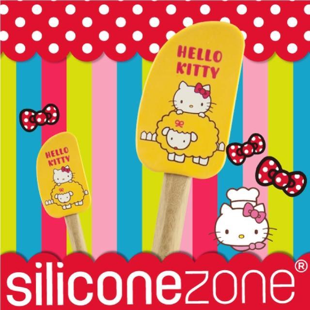 【Siliconezone】施理康Hello Kitty奶油刮刀