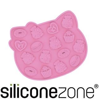【Siliconezone】施理康Hello Kitty巧克力片模