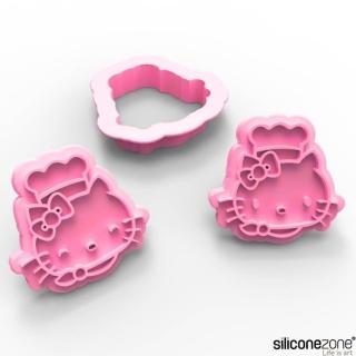 【Siliconezone】施理康Hello Kitty餅乾模
