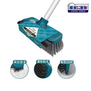 【家簡塵除】浴室廚房刮水地板刷