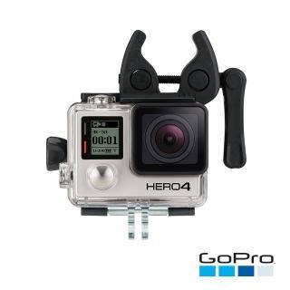 【GoPro】細圓管固定座 ASGUM-001(公司貨)  GoPro