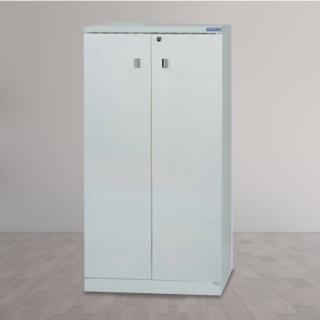 【時尚屋】DF加門多用途PC存放櫃30格不透明抽(RU5-DF-PC-30NA)