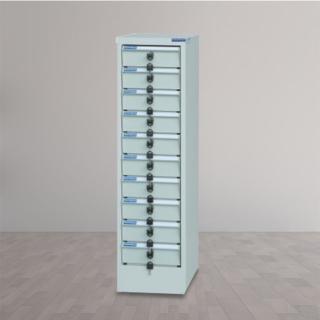 【時尚屋】DF多用途PC存放櫃10格不透明抽(RU5-DF-PC-10N)
