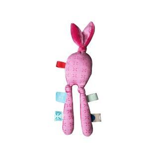 【荷蘭Snoozebaby】蟹老闆布標安撫玩偶