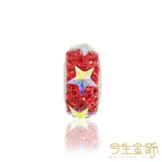 【今生金飾】施華洛水晶(聖誕歡心  繆斯女神商品)