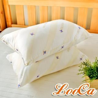 【買一送一】LooCa美國Microban抗菌羊毛枕