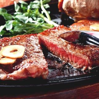 【鮮食家任選799】輝帛肉品紐西蘭PS濕式熟成沙朗牛排(280g/片)