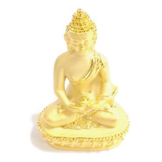 【十相自在】5.8公分 小佛像/法像-金色(阿彌陀佛)