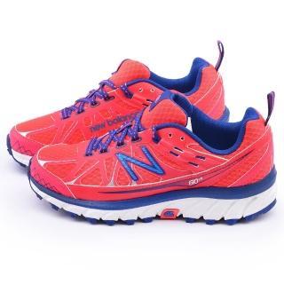【NewBalance】女款 Fresh Foam越野跑鞋(WT610CP4-橘紅)