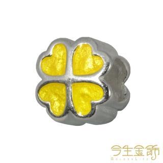 【今生金飾】幸運草(黃  繆斯女神商品)