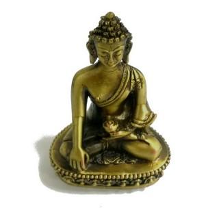 【十相自在】5.6公分 小佛像/法像-古銅色(釋迦牟尼佛)