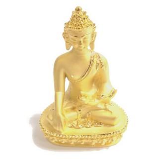 【十相自在】5.7公分 小佛像/法像-金色(釋迦牟尼佛)