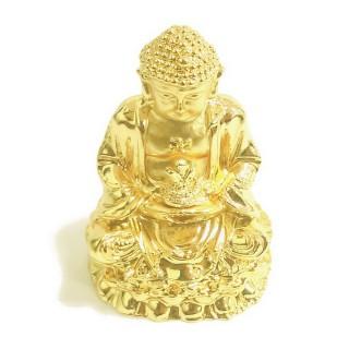 【十相自在】5.5公分 小佛像/法像-金黃色(藥師佛)