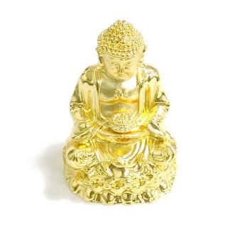 【十相自在】6公分 小佛像/法像-金黃色(阿彌陀佛)