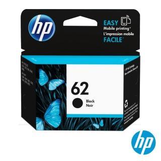【HP】NO.62 原廠黑色墨水匣(C2P04AA)
