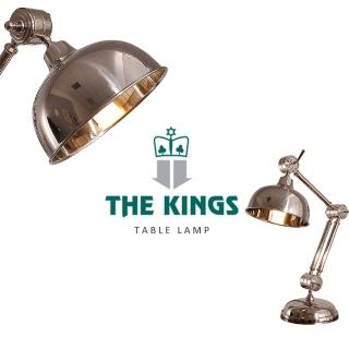 【THE KINGS】Discoverer發現者復古工業檯燈