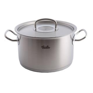 【Fissler】不鏽鋼湯鍋 20公分(湯鍋 燉鍋 德國製造)