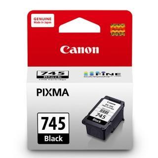 【CANON】PG-745 原廠黑色墨水匣(速達)