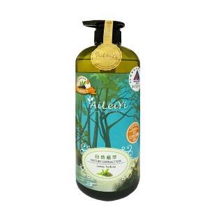 【AiLeiYi】天然潤膚沐浴精-忘憂森林檸檬馬鞭草(1000ml)