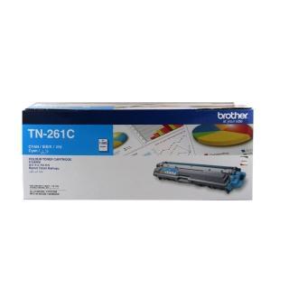 【Brother】TN-261C 原廠藍色碳粉匣(速達)