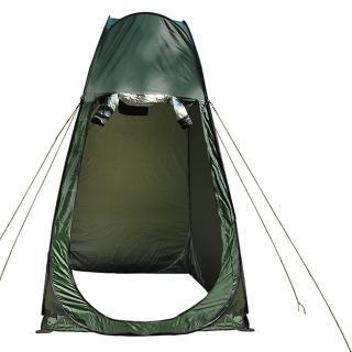 【DIBOTE】多用途彈開式 拋開式 更衣帳篷(附收納袋)