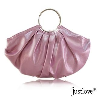 【justlove】名牌風格經典俏麗時尚派對晚宴獨家手提包(共8色 PG-0335)