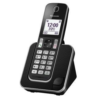 【Panasonic 國際牌】中文數位DECT 無線電話 KX-TGD310TW/TGD310(台灣松下公司貨)