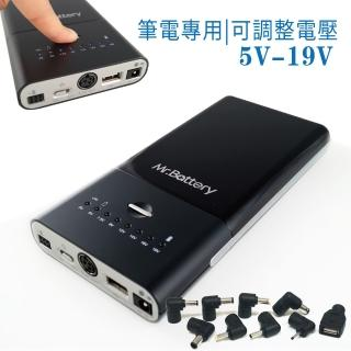 【Mr.Battery電池先生】Ti-3450D萬用外接式行動電源